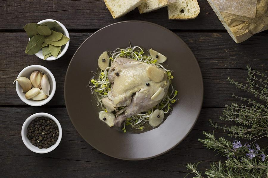 comprar online pollo en escabeche Koko Roco