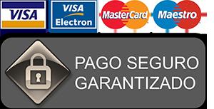 Pago garantizado en tienda online de productos manchegos