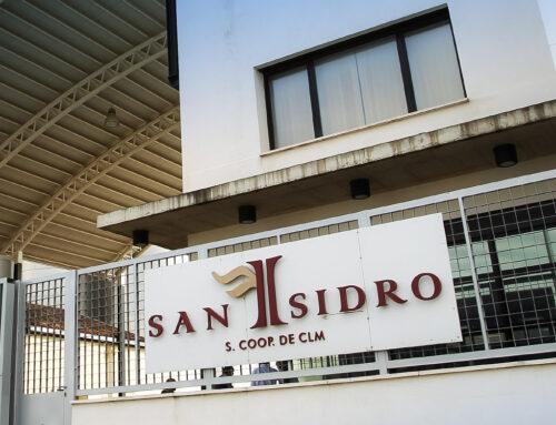 Cooperativa San Isidro en Quintanar del Rey, la mayor productora de vinos tintos de España