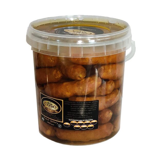 Chorizos de orza marca Cerro para comprar online
