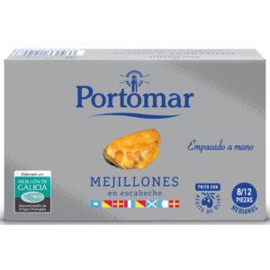 Mejillones en Escabeche Portomar online