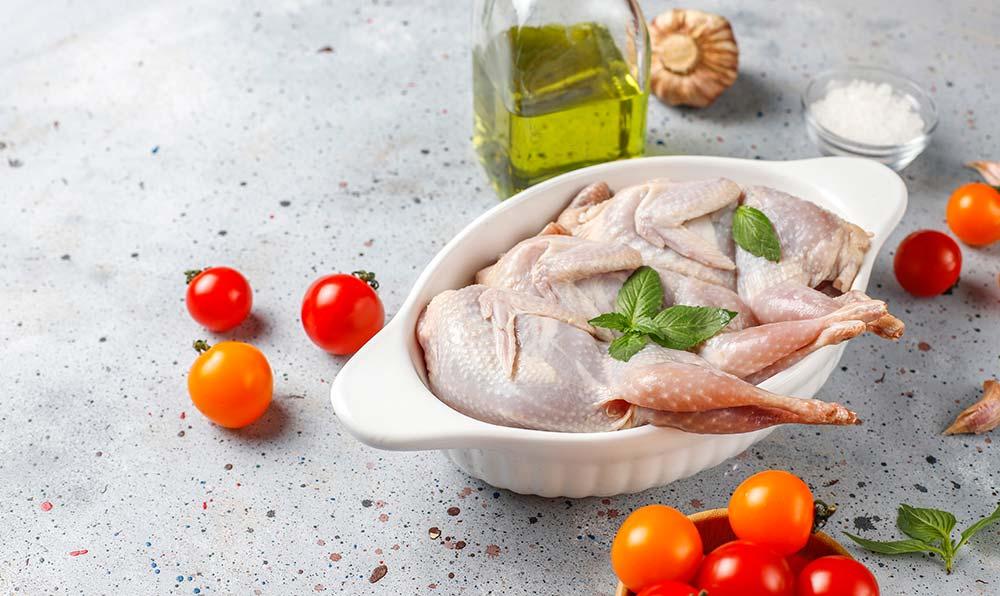 la codorniz en la gastronomia manchega