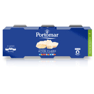Atun claro Portomar pack 3 unidades excelente calidad